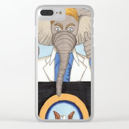 President Trunk Clear iPhone Case