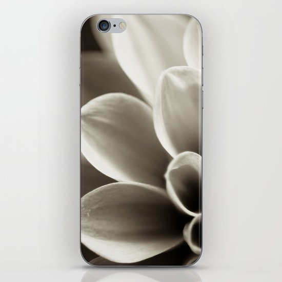 Swirling Thoughts in My Head iPhone & iPod Skin