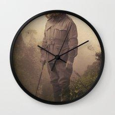 Jungle Jaguar Wall Clock
