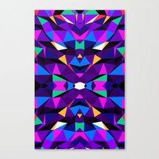 Let's Go Crazy Canvas Print