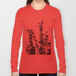 Eucalyptus Leaves Long Sleeve T-shirt