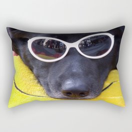 Brussels VIII Rectangular Pillow
