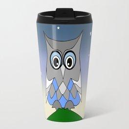 Moon Owl Travel Mug