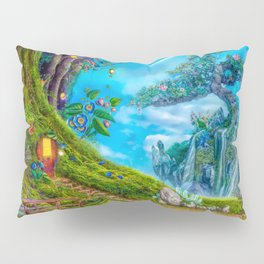 Day Moon Haven Pillow Sham