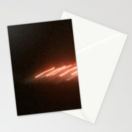 Abstracte Light Art in the Dark Version 23 Stationery Cards