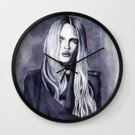 Daphne Groeneveld Vogue Paris Wall Clock