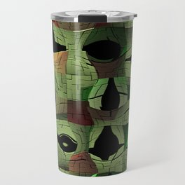 The puzzle Travel Mug