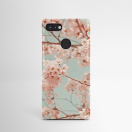 blossoms all over Android Case