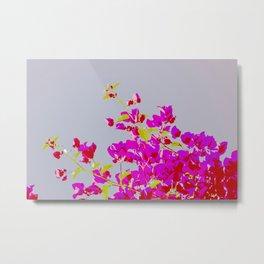flowers full of light Metal Print