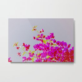 flowers full of light Metal Print