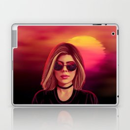Blonde Laptop & iPad Skin