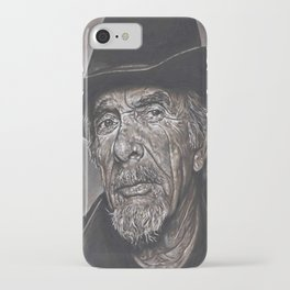 Haggard Outlaw iPhone Case