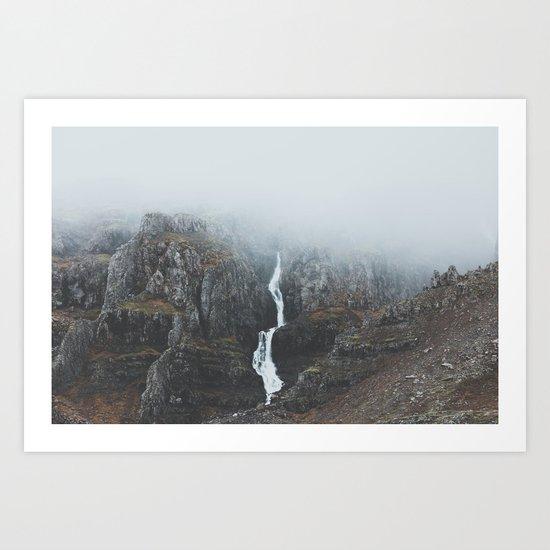 Iceland XI Art Print