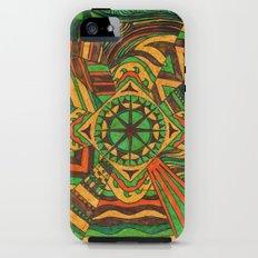 Compass Rose iPhone (5, 5s) Tough Case