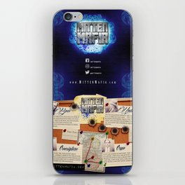 Mitten Mafia Selection iPhone Skin