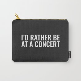 Concert Carry-All Pouch