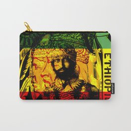 Haile Selassie Lion of Judah Carry-All Pouch