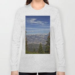 Kings Canyon, California from Sequoia National Park Long Sleeve T-shirt