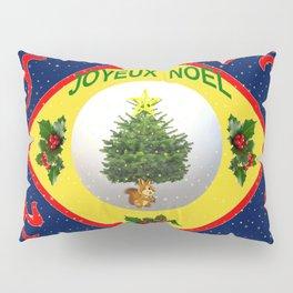 Joyeux Noël Pillow Sham