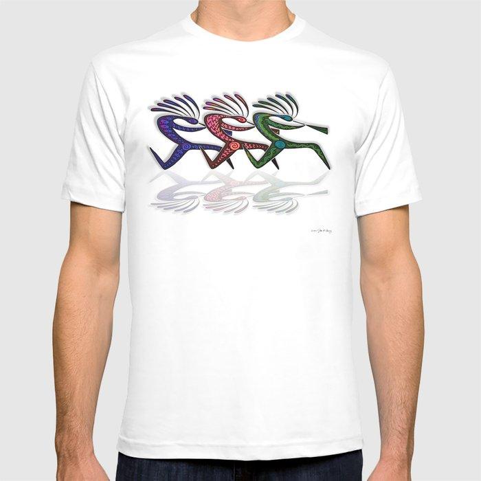 RUNNING  KOKOPELLI II T-shirt
