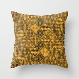 Ethnic Inspiration V10 Throw Pillow