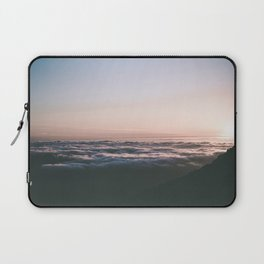 Above the Clouds Laptop Sleeve
