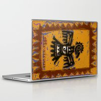 mexican Laptop & iPad Skins featuring Mexican design by LoRo  Art & Pictures