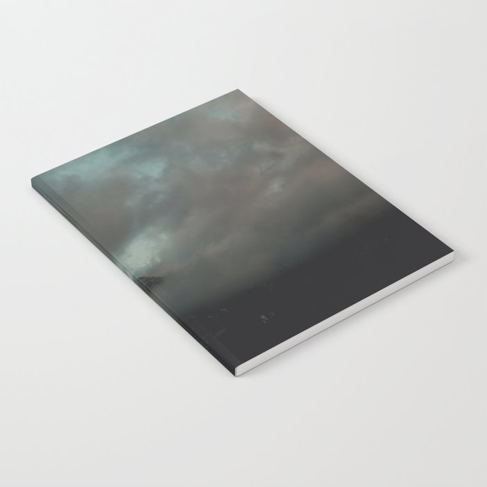 Mountain in the Clouds Notebook