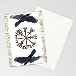 Viking - Huginn & Muninn Stationery Cards