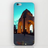 revolution iPhone & iPod Skins featuring Revolution by MarianaManina