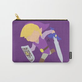 Toon Link(Smash)Purple Carry-All Pouch