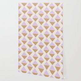 Lavender Ice Cream Wallpaper