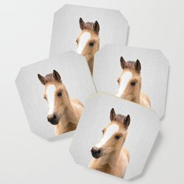 Baby Horse - Colorful Coaster