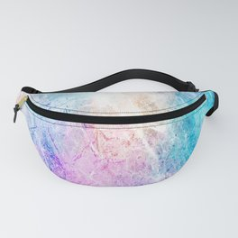 Color Abstract Fanny Pack