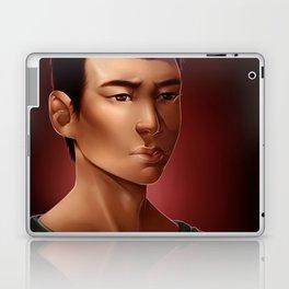 Frank Zhang Laptop & iPad Skin
