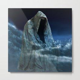 Cloak of Conscience Metal Print