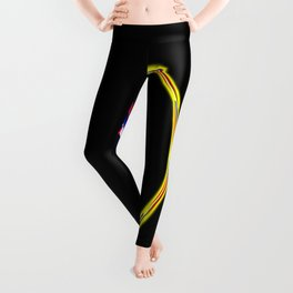 Abstract Perfection 8 Leggings