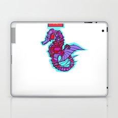 easterislandesign sea horse sea hell Laptop & iPad Skin