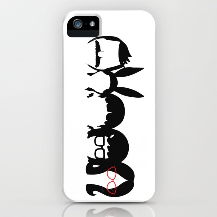 bobs burgers family iphone case