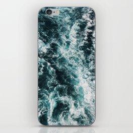 Green Seas, Yes Please iPhone Skin