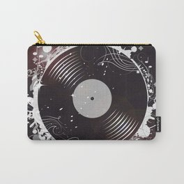 Retro record Carry-All Pouch