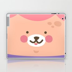 Bunny Smile Laptop & iPad Skin