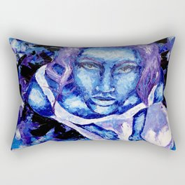 Friedoline by carographic Rectangular Pillow