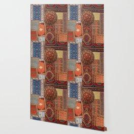 Antique Rugs 3 Wallpaper
