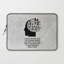 George Orwell - 1984 - Mind Control Laptop Sleeve