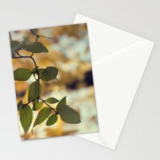last of the green Stationery Cards