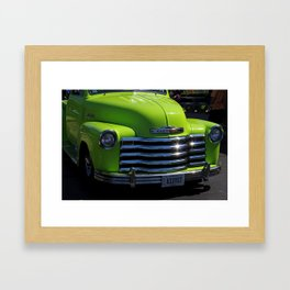 Bev II Framed Art Print