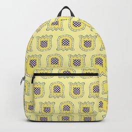 Topsy Turvey Tulips Backpack