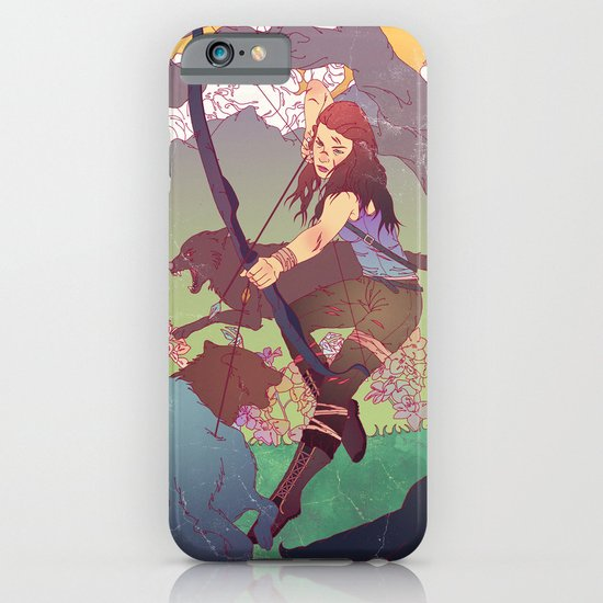 A Survivor is Born iPhone & iPod Case
