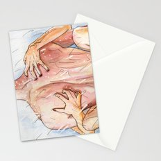 shower sex Stationery Cards
